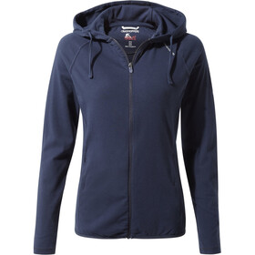 Craghoppers NosiLife Sydney Hooded Top Women Blue Navy
